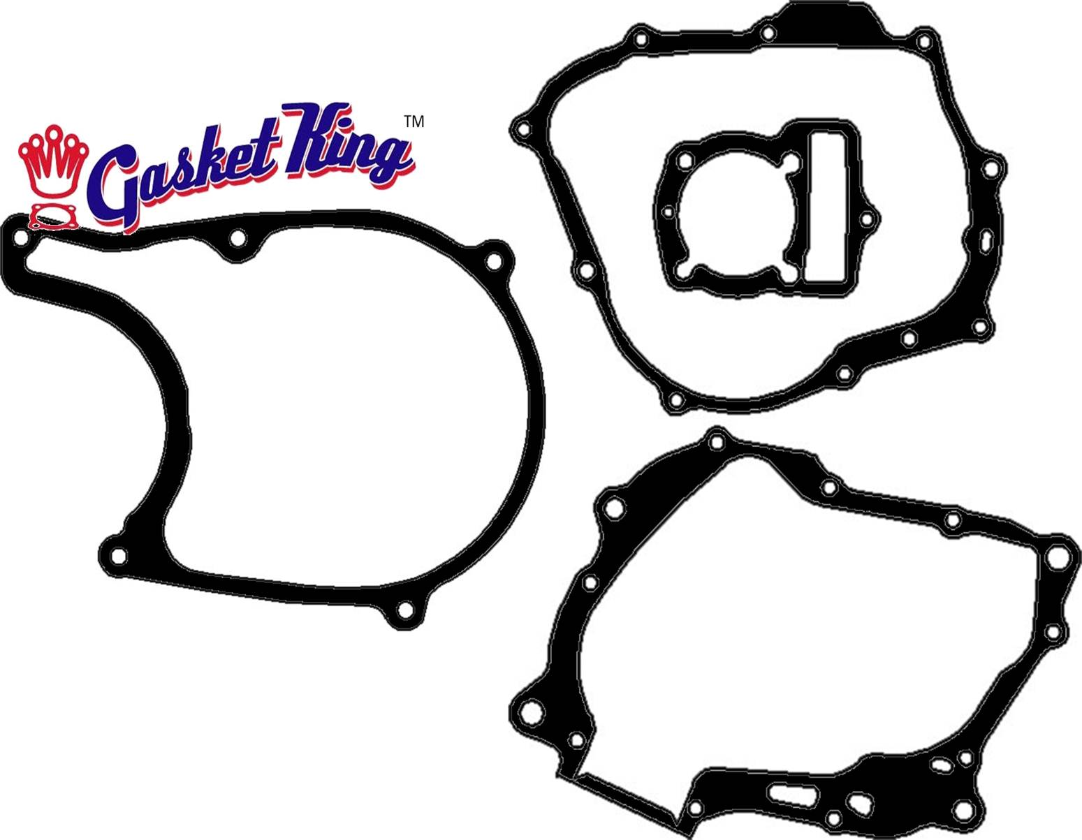 Honda Xl100s Gaskets 1979 82 on Honda Motorcycle Gaskets