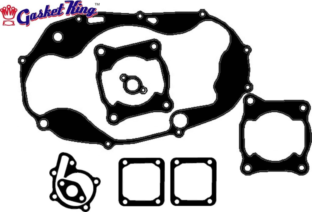 Yamaha Rd350 Gaskets 1985 88 on Honda Motorcycle Gaskets