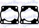Yamaha YZ80 Cylinder Base Gaskets (2) 1992-2003 Part #4ES-11351-00