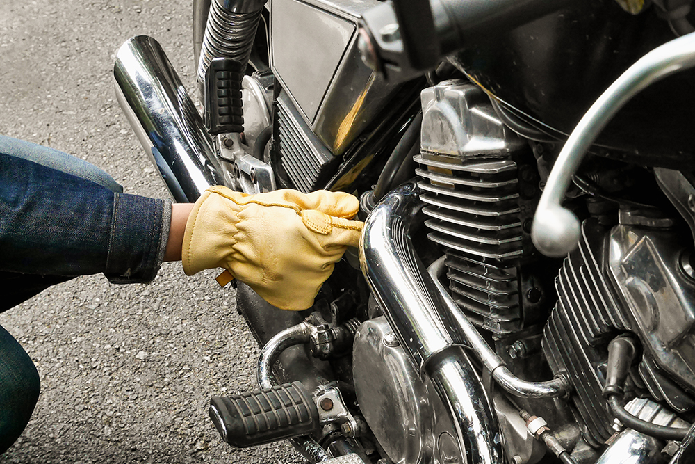 The Do's & Don'ts of Motorcycle Maintenance
