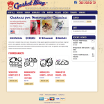 Gasket King Launches New Website