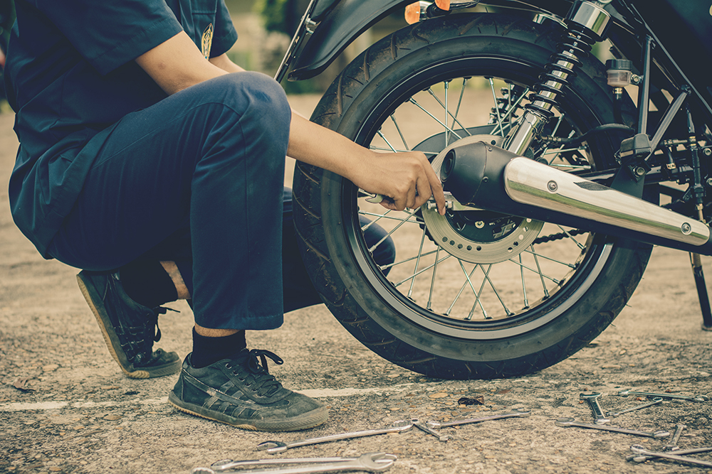 Guide to Rebuilding an Old Motorcycle: Part 2