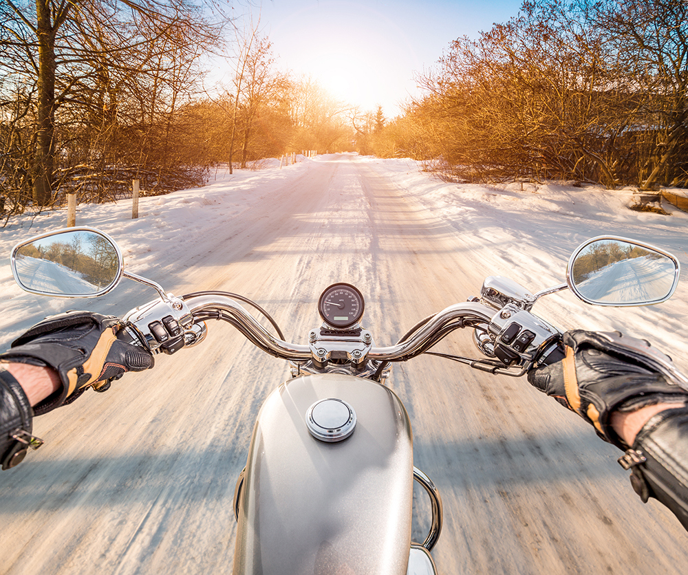 Steps to Winterize your Motorcycle